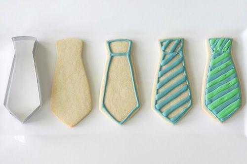Tie cookie