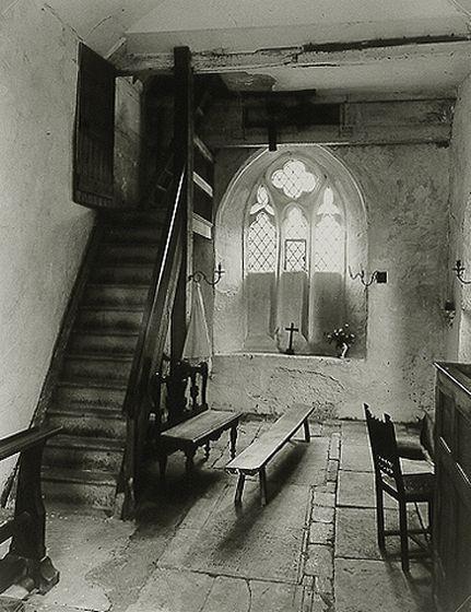 Edwin Smith Didmarton Church, Gloucestershire, 1961