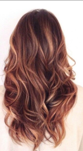 Sombre with highlights