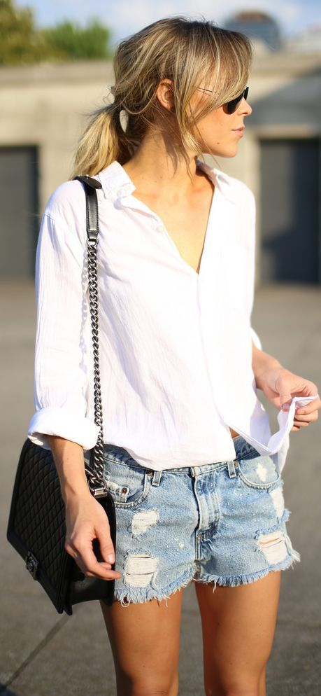Best 25  Diy destroyed jeans ideas on Pinterest | Diy jeans ...
