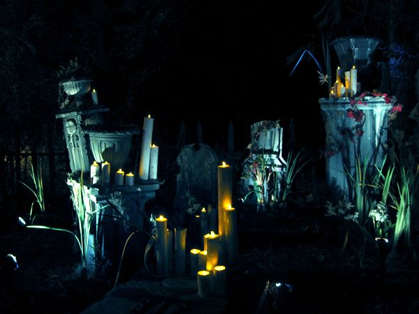 halloween lighting tips. halloween and haunt lighting tips