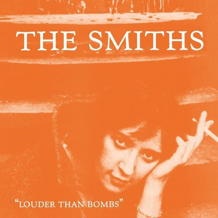Smiths, The - Louder Than Bombs Vinyl Record (Remastered) (2LP)