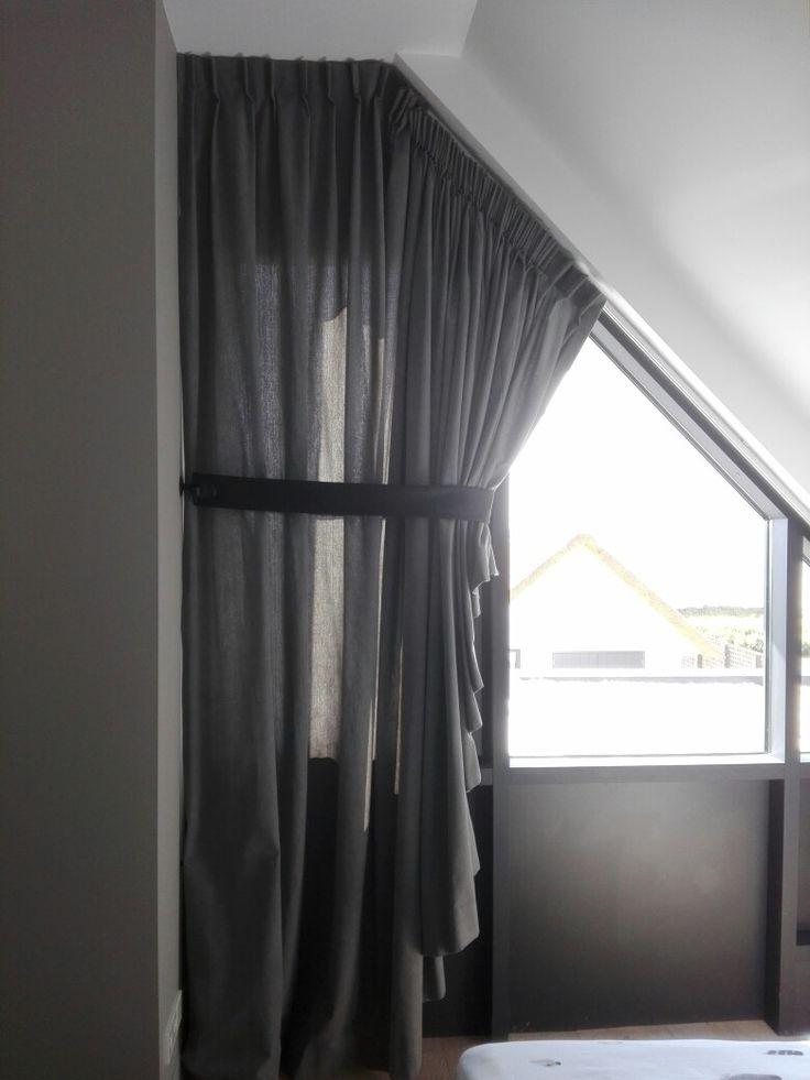 Meer dan 1000 idee u00ebn over Slaapkamer Ramen op Pinterest   Kleine raam decoraties, Woonkamerramen