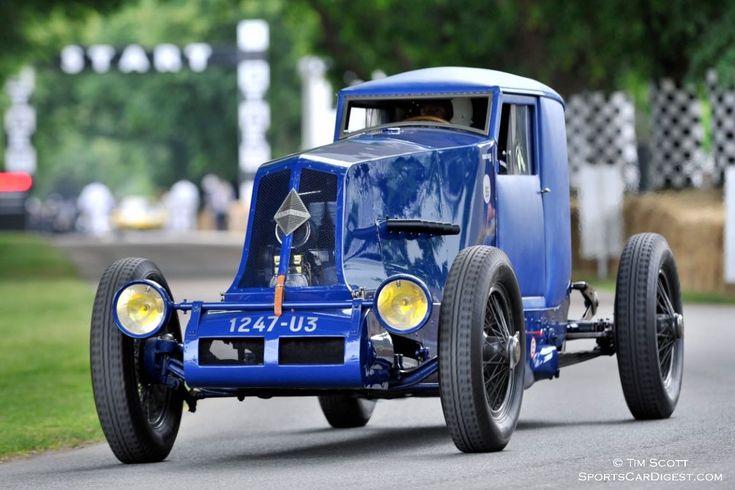 1926 Renault 40CV Montlhery Coupe Cool cars, Goodwood