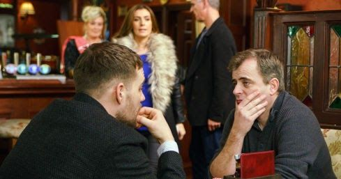 Coronation Street Spoiler: Michelle tries to win her son back