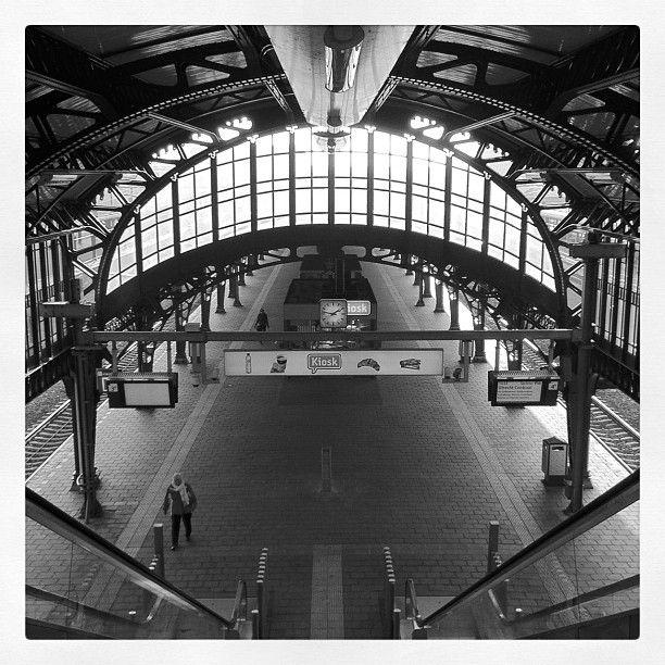 Station 's-Hertogenbosch in 's-Hertogenbosch, Noord-Brabant