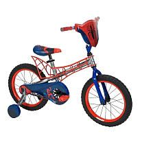 """Christmas...it's time for a bigger bike! Huffy 16 inch Boys Bike - Spider-Man  He'll be over the moon...as long as there are no """"baby wheels"""" (training wheels) on it!"""
