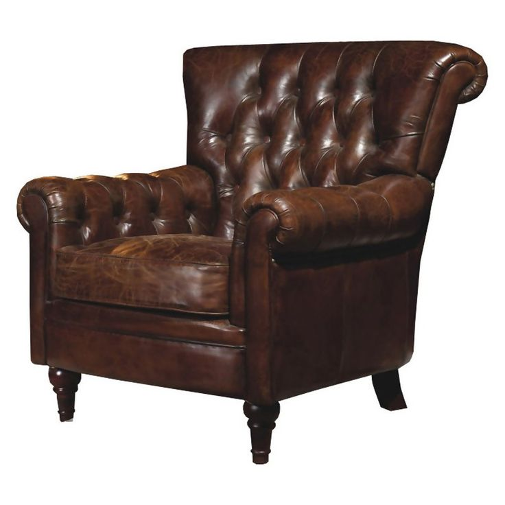 furniture living room chairs. moe\u0027s home collection new castle club chair - dark brown pk-1002-20 furniture living room chairs g