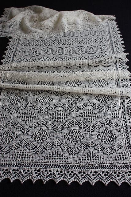 Pattern by Hazel Carter. Blackberry Ridge Thistledown yarn.