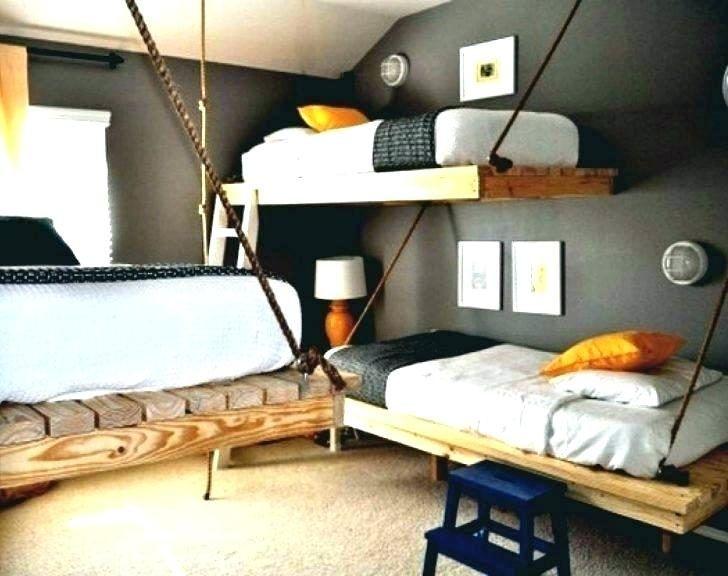 Inspirierend Cool Bett Designs Loft Betten Schlafzimmer Design