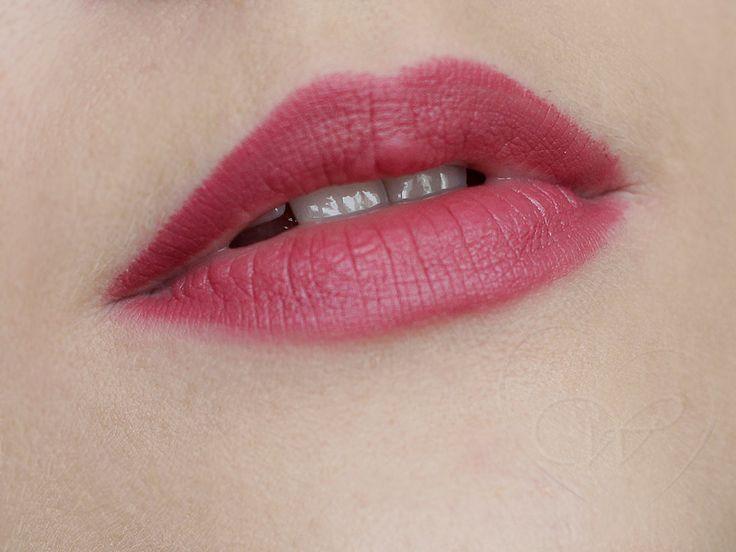 Kobiece Sekrety Weny : Golden Rose Matte Lipstick Crayon - czyli matowe szminki w kredce [07,08,11,12,13,14]