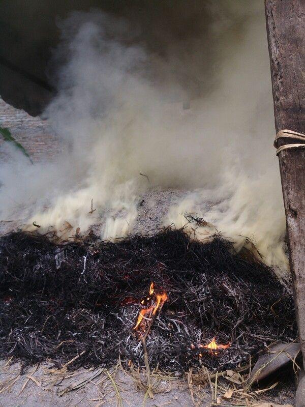 Pembakaran besar gerabah