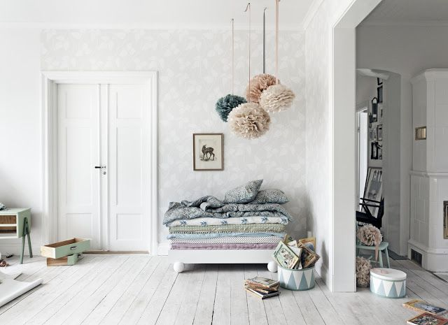 Mokkasin: wallconcept 2012 by Eco wallpaper.