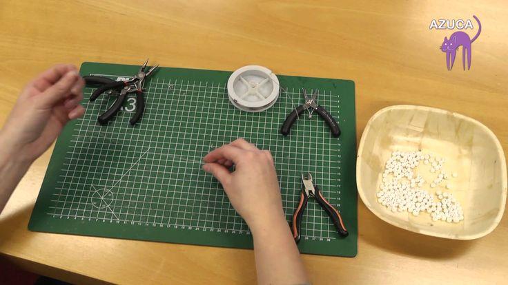 Sieraden maken les 1: DIY Rijgen en sluitingen maken