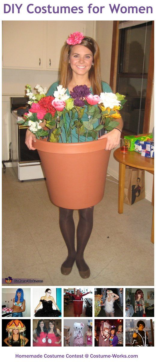 Homemade Costumes for Women - a huge gallery of DIY ...