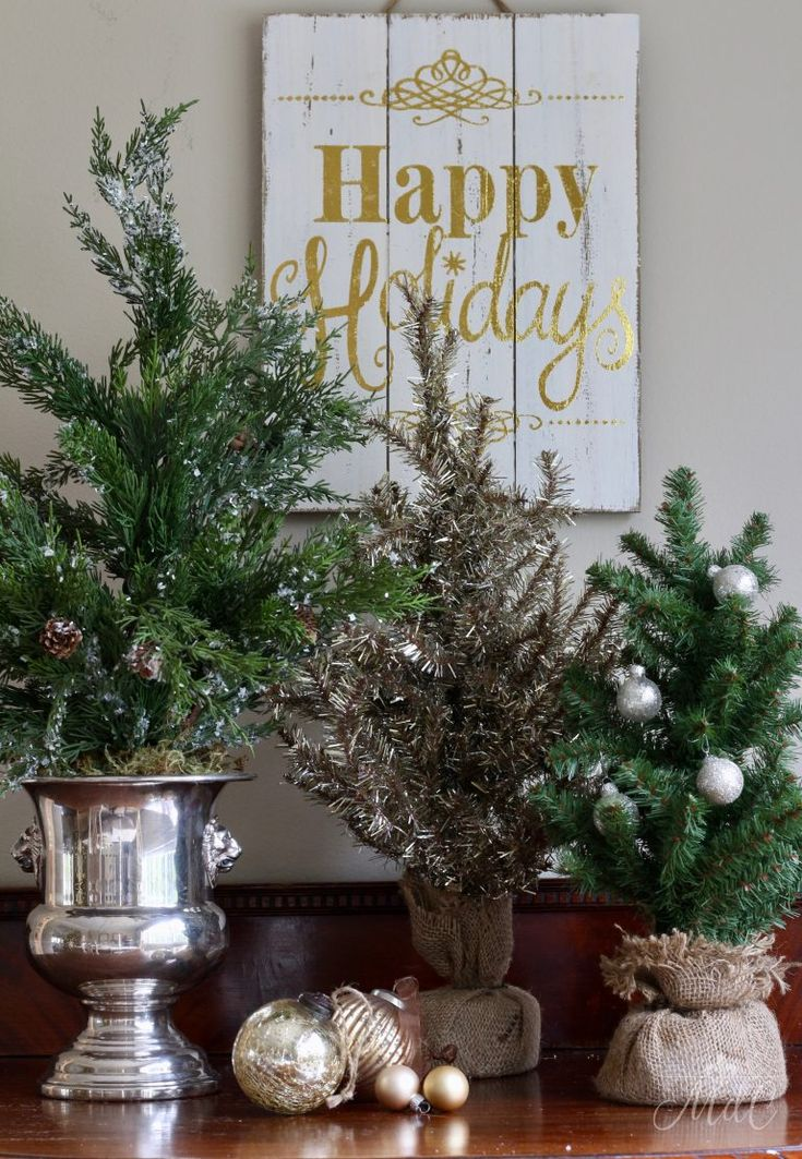 Natural & Neutral French Christmas Decor Shopping Guide