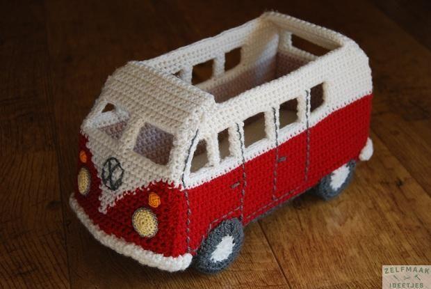 De leukste zelfmaakideetjes geïnspireerd door het beroemde Volkswagen Busje!