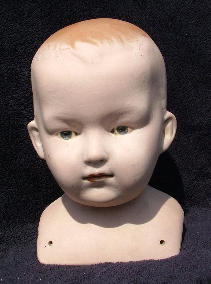 "LARGE 6"" x 4"" ANTIQUE PORCELAIN BOY DOLL MAKER ""DOLL POTTERY CO. 1915 - 1920"" FOR SALE • EUR 39,50 • See Photos! Money Back Guarantee. This week I have a collection of antique dolls for sale including bisque head, composite and wooden dolls. Most are antique, some are vintage. Where possible I will combine postage 372004864353"