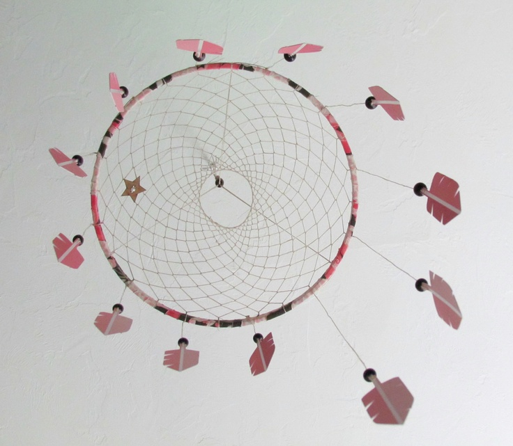 Dream Catcher Mobile - paint swatch mobile - paint chip mobile - feather mobile - modern - pink and brown. $70.00, via Etsy.Mobiles Painting, Swatches Mobiles, Painting Chips, Dream Catchers, Painting Swatches, Painting Dreams Catchers, Paint Swatches, Dreams Catchers Nurseries, Dreams Catchers Mobiles