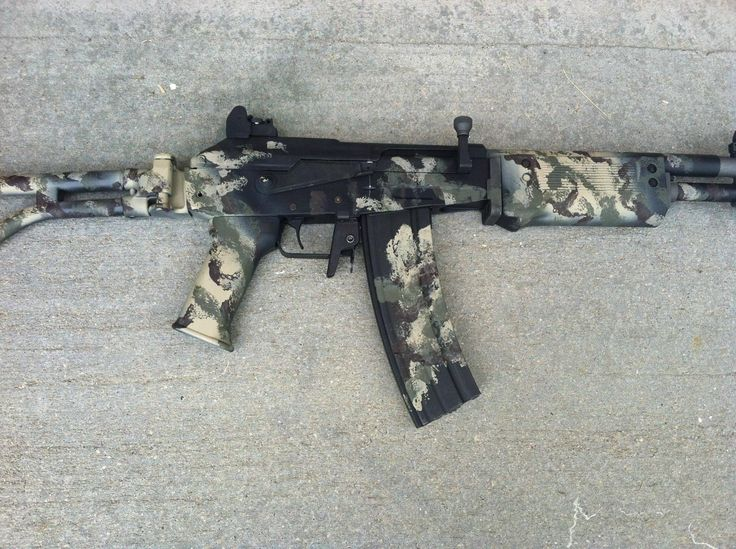 how to build an airsoft gun from scratch