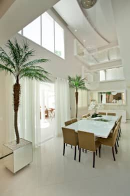 modern Dining room by Designer de Interiores e Paisagista Iara Kílaris