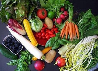 Aliments d'origine végétale contenants du calcium