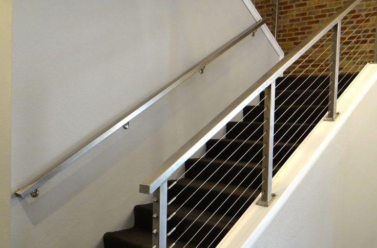 Commercial Stainless Steel Cable Railing by SDCR