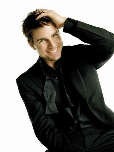 Tom Cruise...some how, despite everything, I am still irreversibly in LUST with this man...