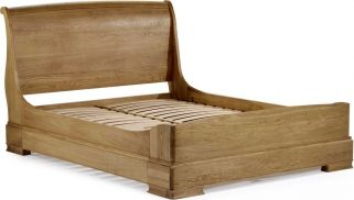 Willis and Gambier Lyon Oak Low End Bedstead