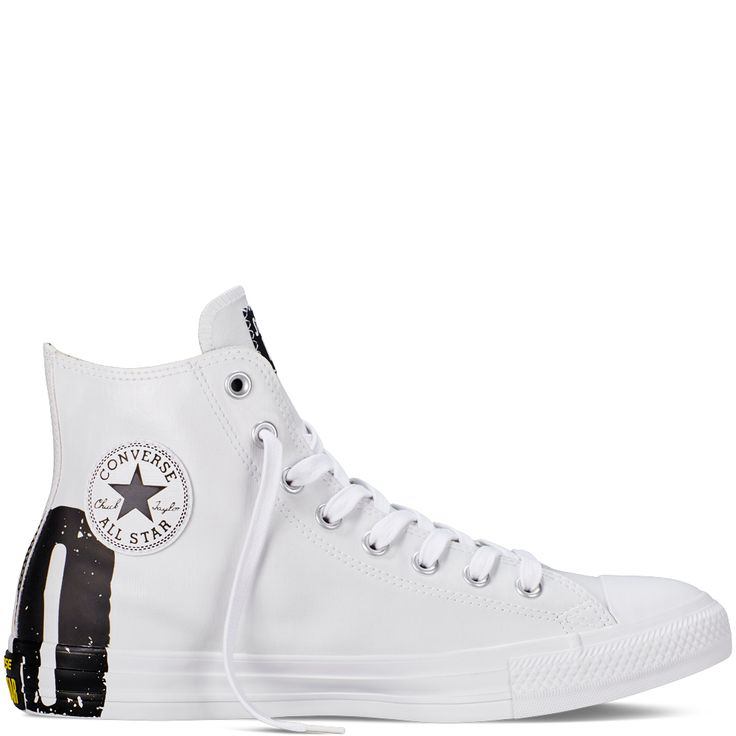 Chuck Taylor All Star Sex Pistols White white
