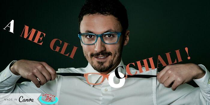 Nico Caradonna,ottico del web presenta i consigli agli amici di Moto 39. L'occhiale giusto sul viso giusto, la sicurezza in moto passa anche dagli occhi