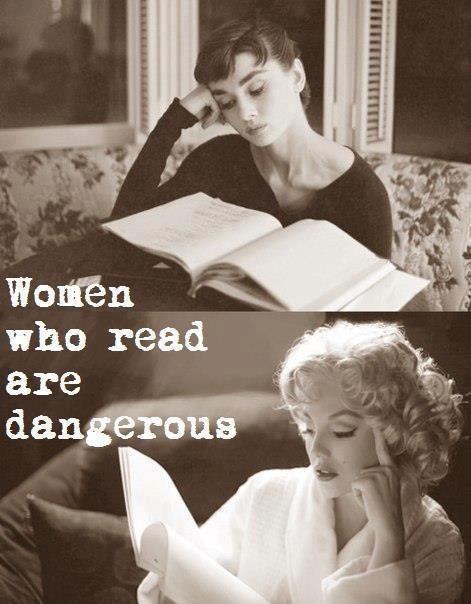 Women who read...