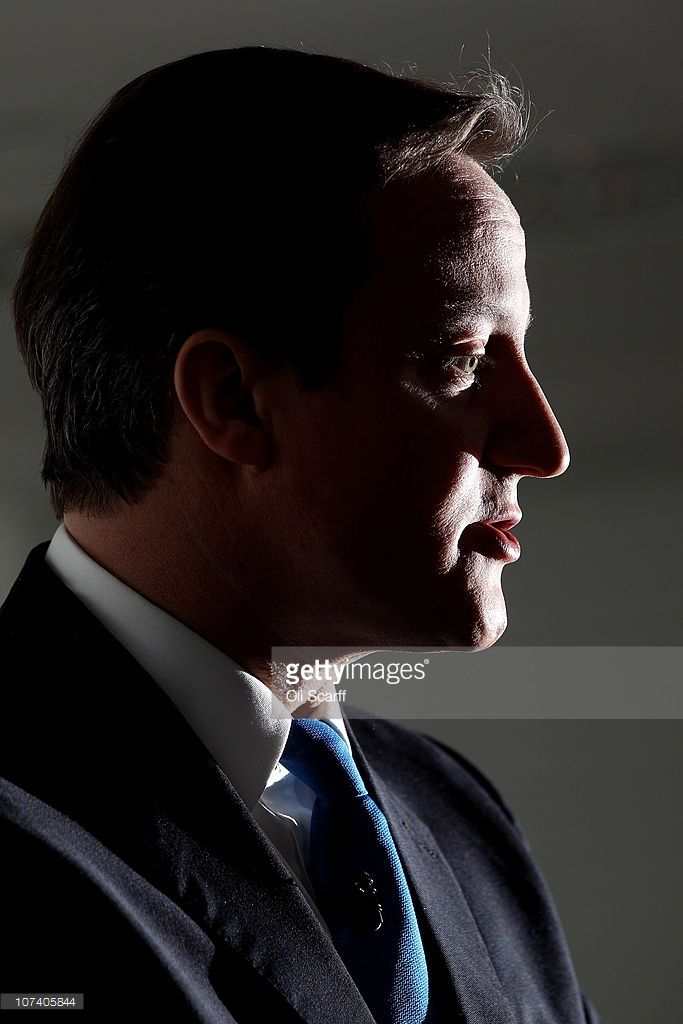 British Prime Minister David Cameron delivers a speech on higher education funding at Royal Mint Court on December 8, 2010 in London, England. Mr Cameron set out the coalition Government's proposals to increase university tuition fees in England from 3,290 GBP to 9,000 GBP which Parliament will vote on tomorrow.
