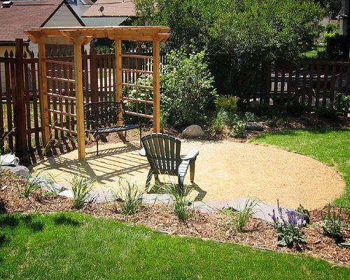 Elegant Seating Areas, Pergolas, Outdoor Spaces, Outdoor Living, Crushed Limestone,  Patios, Bellisima, Lush, Arbors
