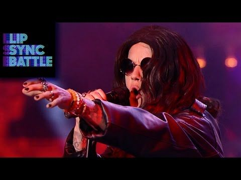 Justin Bieber Channels Fergie in Lip Sync Battle Against ...