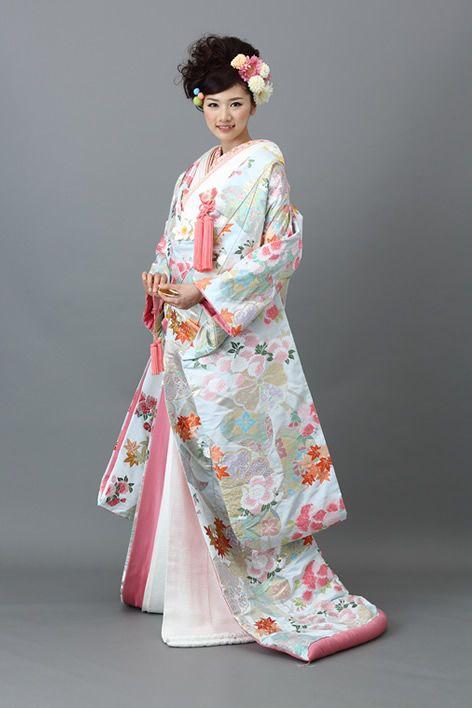 色打掛 | ブライダル衣裳 | 三松屋-bridal house MIMATSUYA