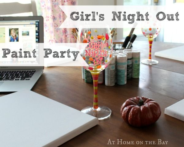 girls night in craft ideas best 25 out wine ideas on 6636