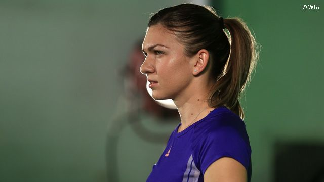 Simona Halep is the first player born in 1991 or later to crack the Top 4 on the WTA Rankings.
