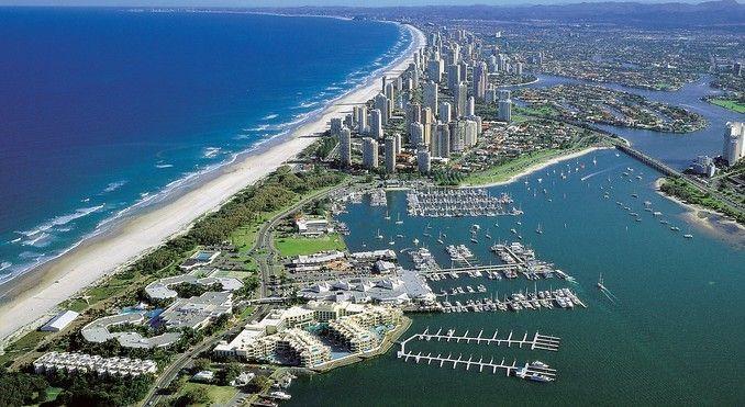 Main Beach Gold Coast Qld