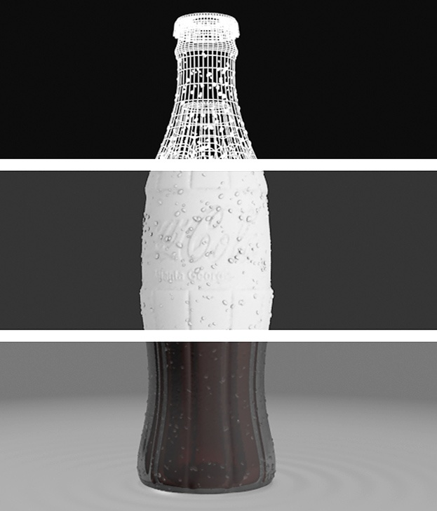 Coke bottle process - blog: http://fingerindustries.wordpress.com/