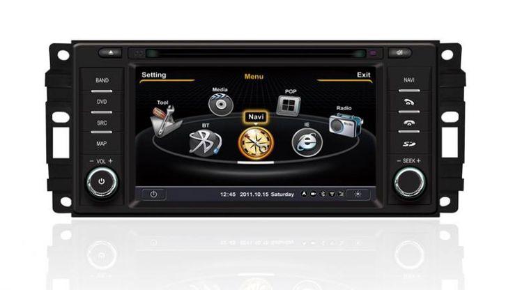 Autoradio Gps Dvd Country Chrysler