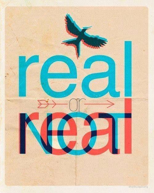 Me amas... Real o no real?  Los juegos del hambre: Sinsajo