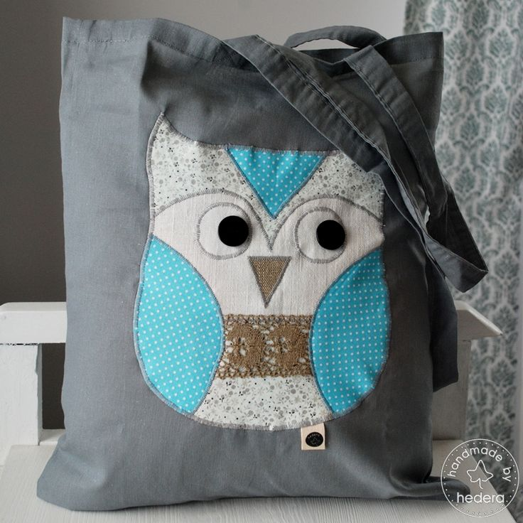 Torba Sowa - Owl Bag
