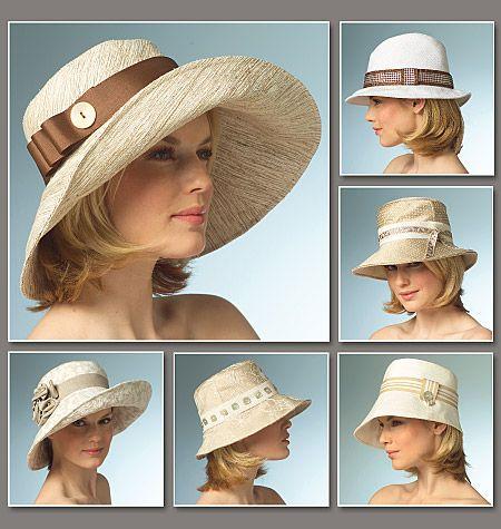 Sombreros Vogue mujer