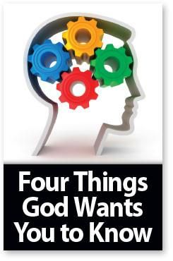 the things god wants you to He wants you to experience success even in that area he cares about the details you might be thinking, does god really bother about what's so just imagine how much more god cares about the things that do matter to you, however big or small they are if it's troubling you, he wants to take.