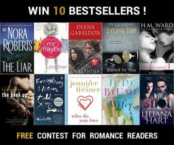 WIN 10 Bestselling Romance Books & Godiva Chocolate to Nibble While You Read!