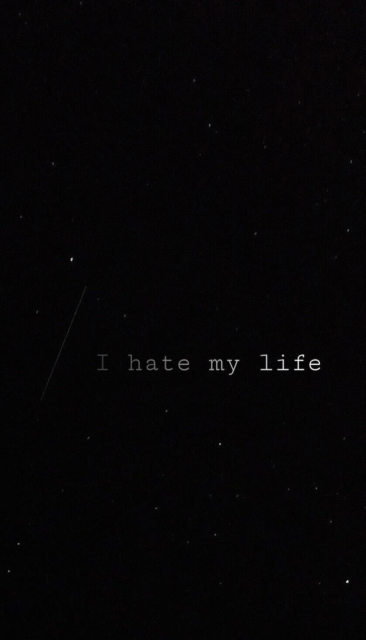 #sadwallpaper #ihatemylife #wallpaper #simple #myself