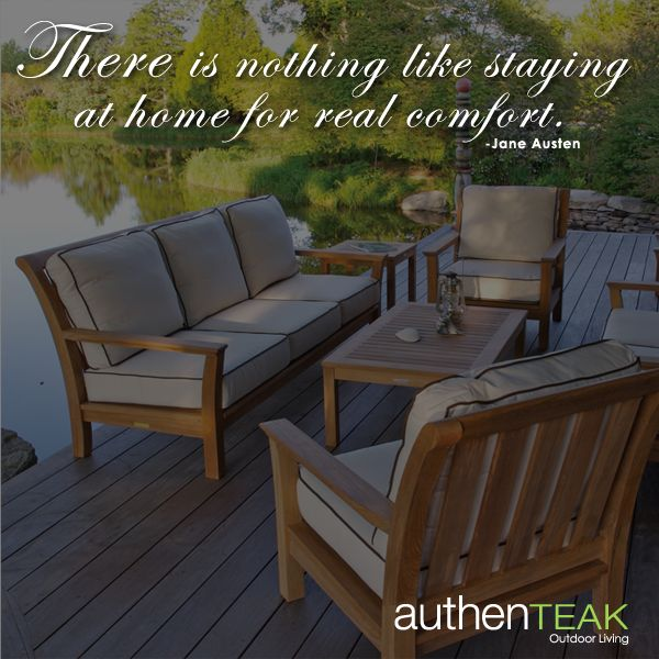 11 best Outdoor Quotes images on Pinterest | Backyard furniture ...