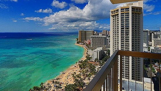 One of Waikiki's most luxurious condominium resorts, Aston Waikiki Beach Tower provides the perfect combination of condominium living and exclusive hotel-quality service