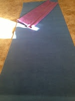 Aurora Yoga Mat, my new favorite mat!